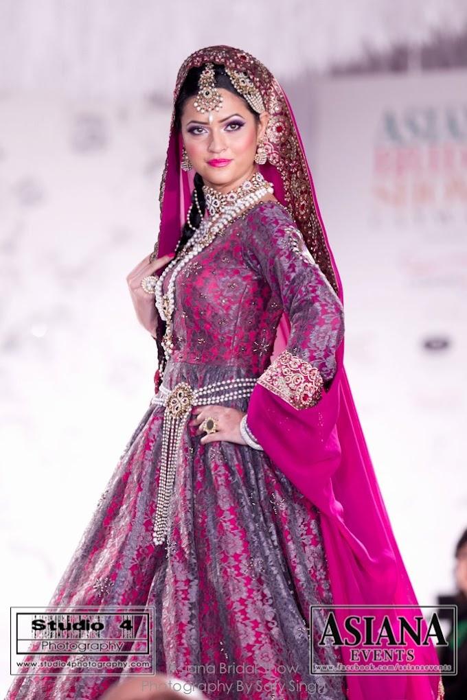 Jawaad Ashraf leaves Asiana Bridal Show Catwalk 2012, Stunned!