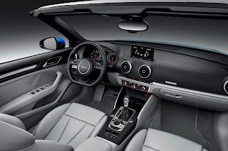 Audi A3 Cabriolet 2014