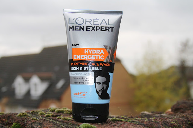 Purifying Face Wash for Skin & Stubble by L'Oreal Men Expert