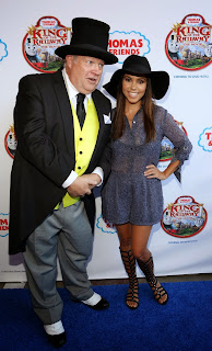 Kourtney Kardashian at Thomas & Friends King of the Railway-The Movie