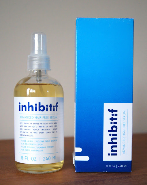inhibit if advanced hair free serum review