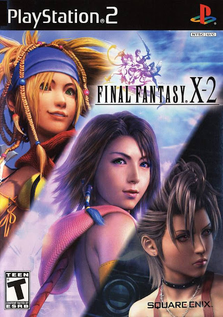 Download Final Fantasy X-2 PS2 ISO High Compressed