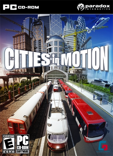 Free Download Game Cities In Motion Full Version For PC , System