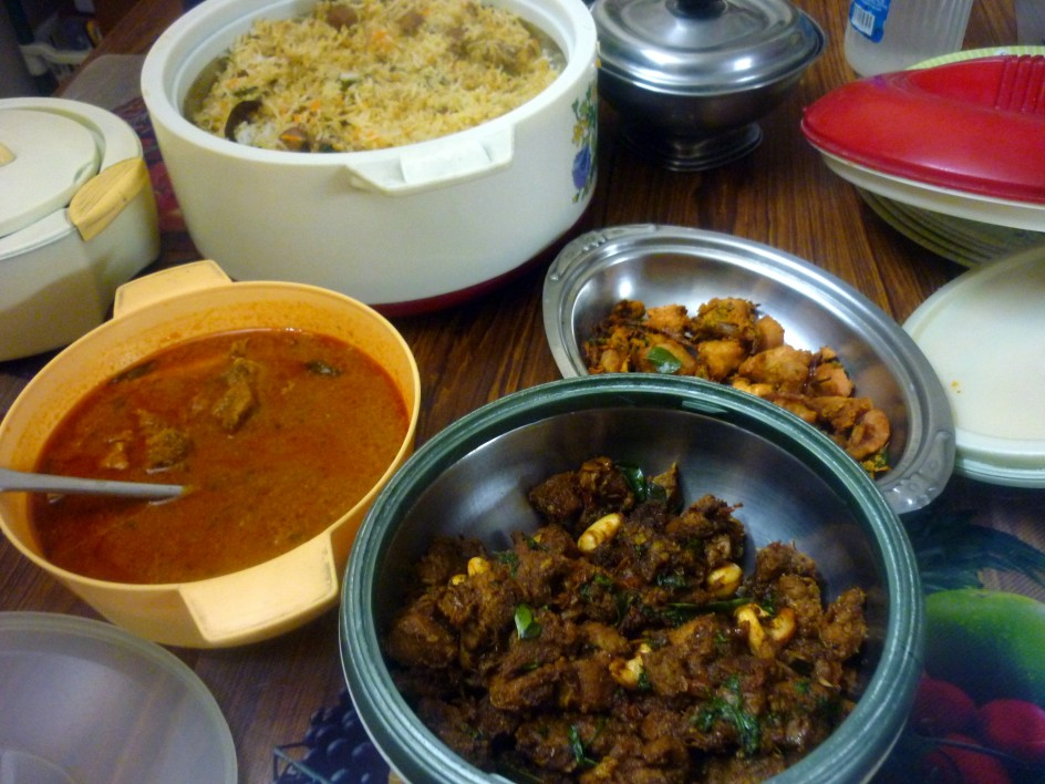Indian dinner menu ideas for a party