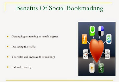 social bookmarking benefits in search engine optimization
