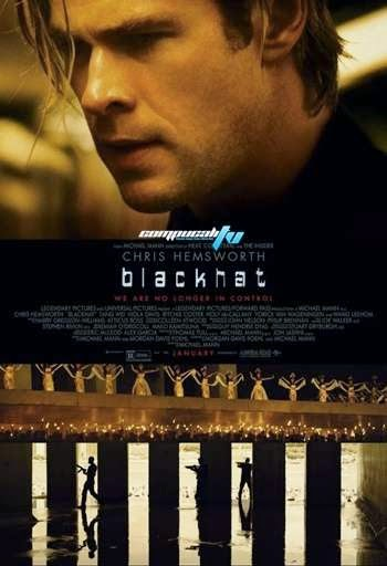 Blackhat: Amenaza en la Red DVDrip Latino