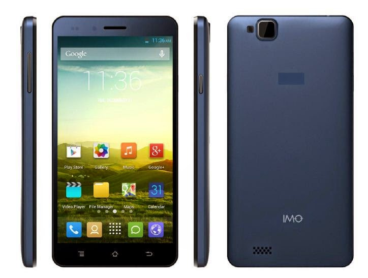 IMO Turbo S99 Smartphone Android Murah Rp 1.9 Jutaan