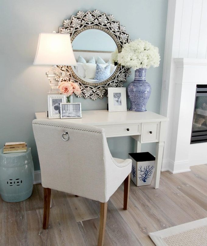 a touch of southern grace : home office inspiration