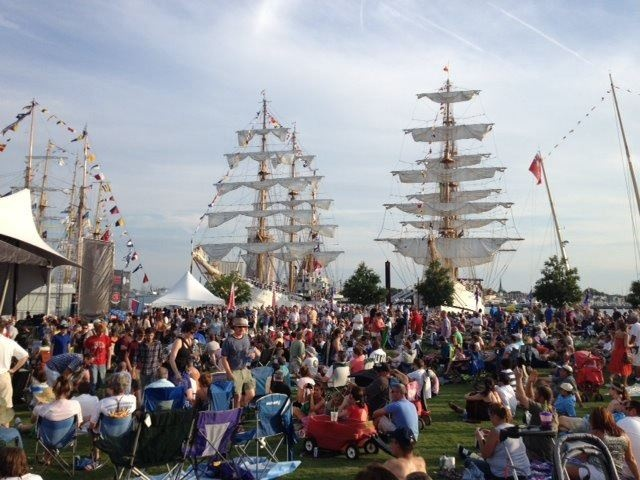 Norfolk Harborfest Virginia, USA