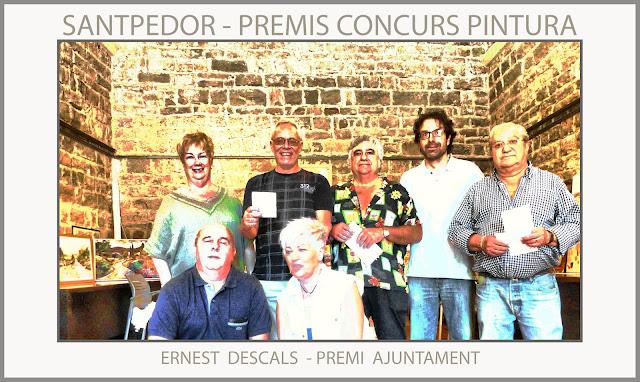 SANTPEDOR-PINTURA-AJUNTAMENT-PREMIS-CONCURS-PINTORS-CAPELLA-FOTOS-PINTOR-ERNEST