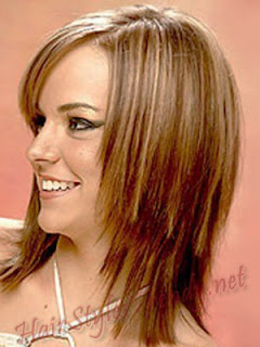 Hairstyles for Medium Length Straight Hairs