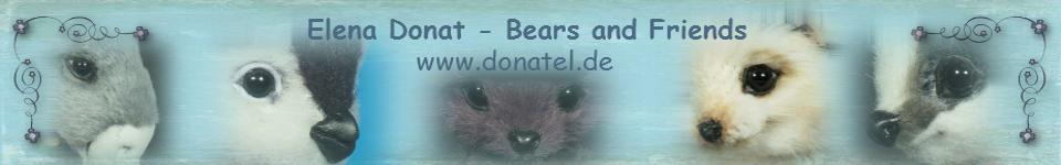 Elena Donat Bears and Friends
