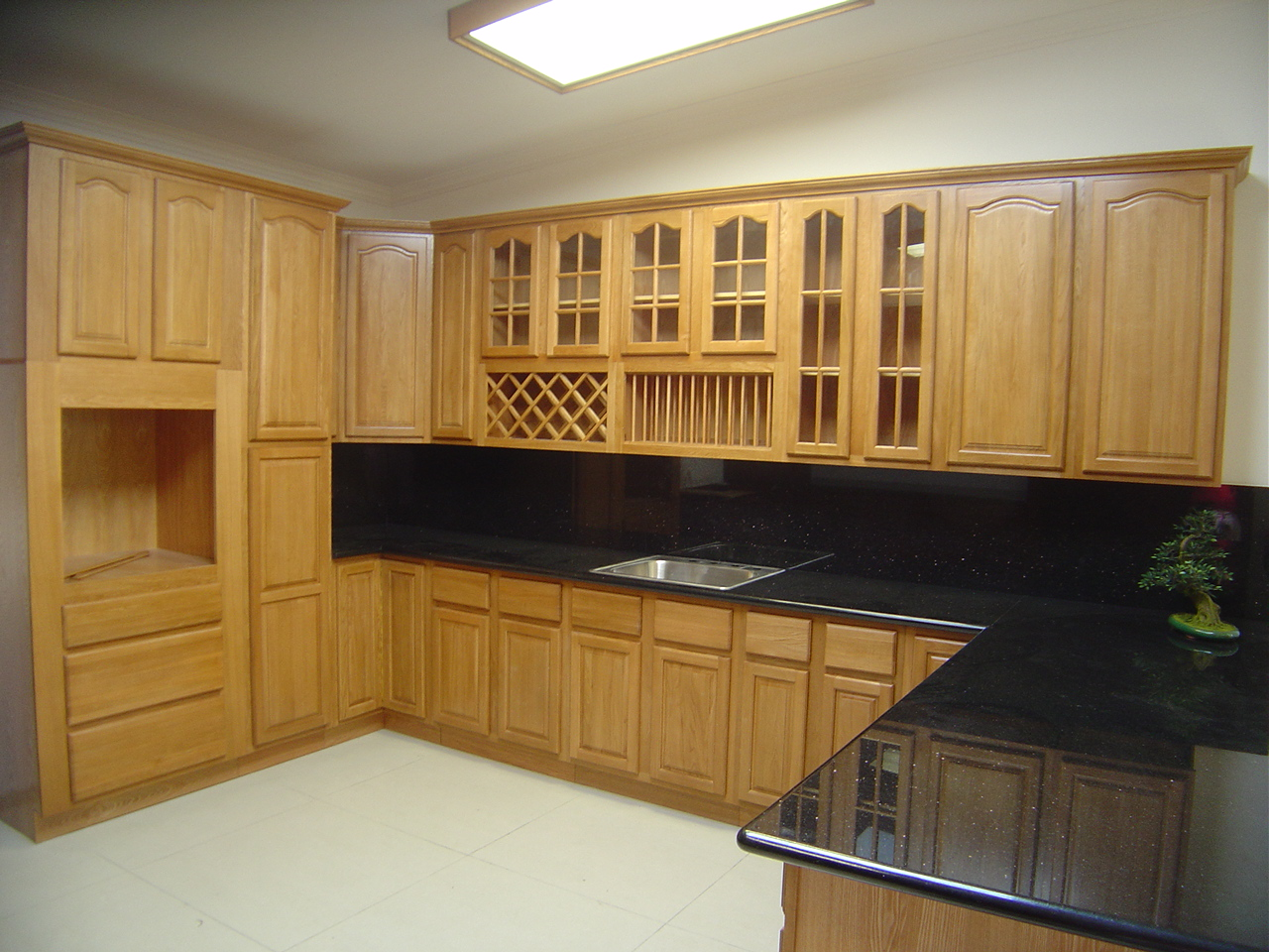 Special kitchen cabinet design and decor design interior - Kitchen design wood cabinets ...