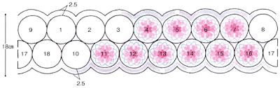 Разноцветная вязаная салфетка для кухни — полезный предмет декора