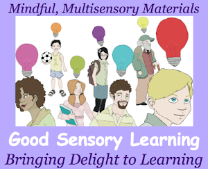 Click here to shop at Good Sensory Learning