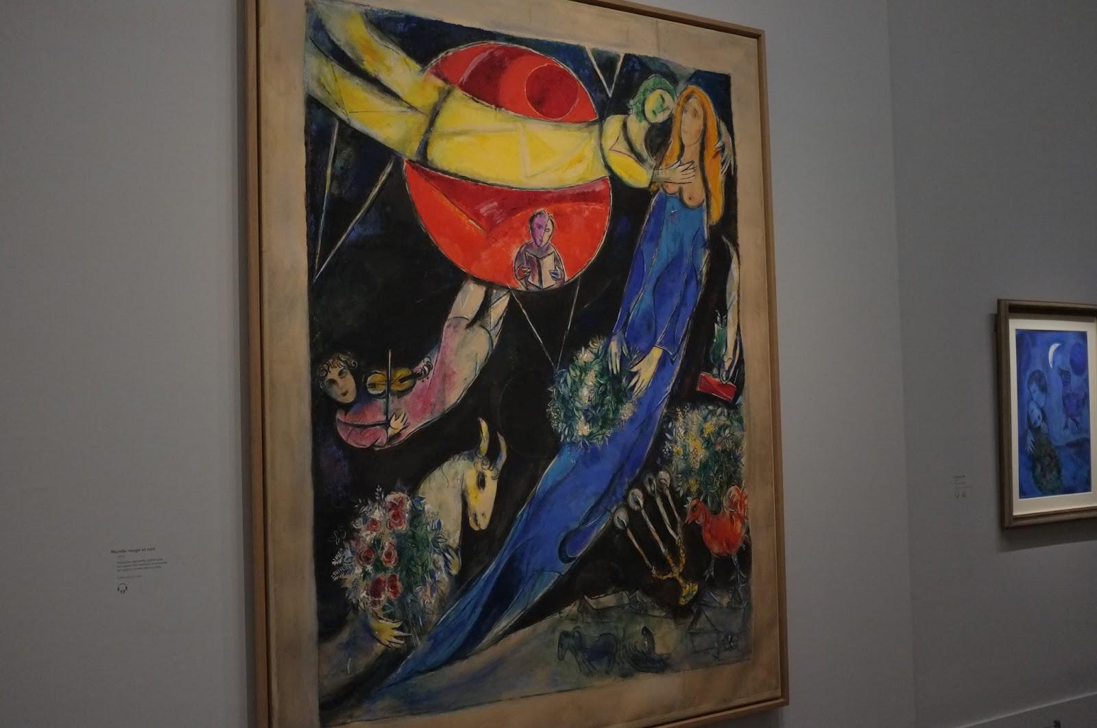 Bonjour le jour chagall entre guerre et paix for Par la fenetre ouverte bonjour le jour