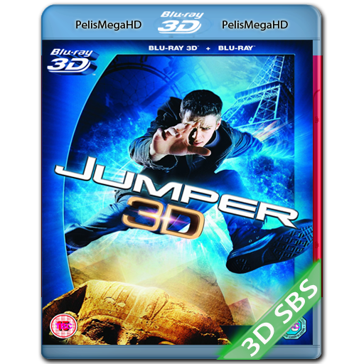 Jumper (2008) 3D SBS 1080P HD MKV ESPAÑOL LATINO