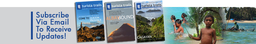 Check out the Turista Trails E-Zine Issues 1, 2 and 3