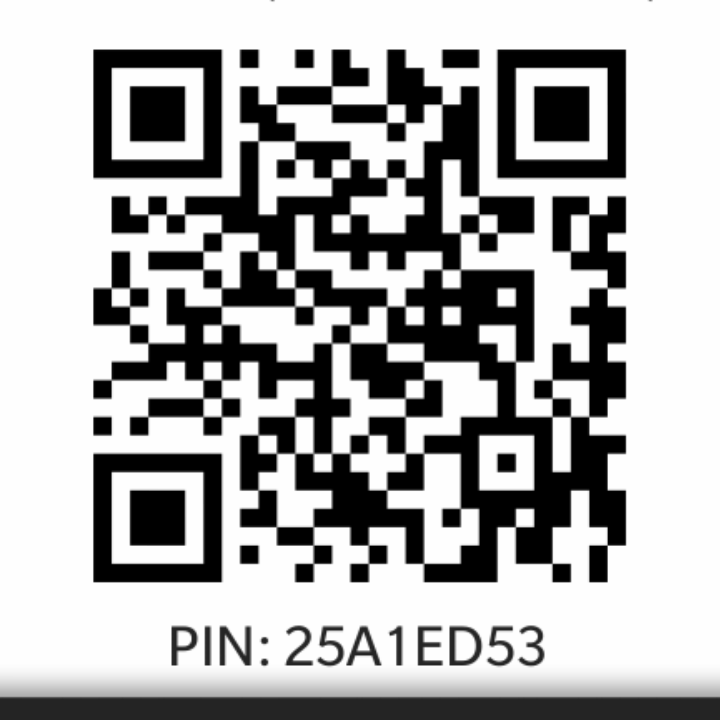 Scan My Pin Blackberry