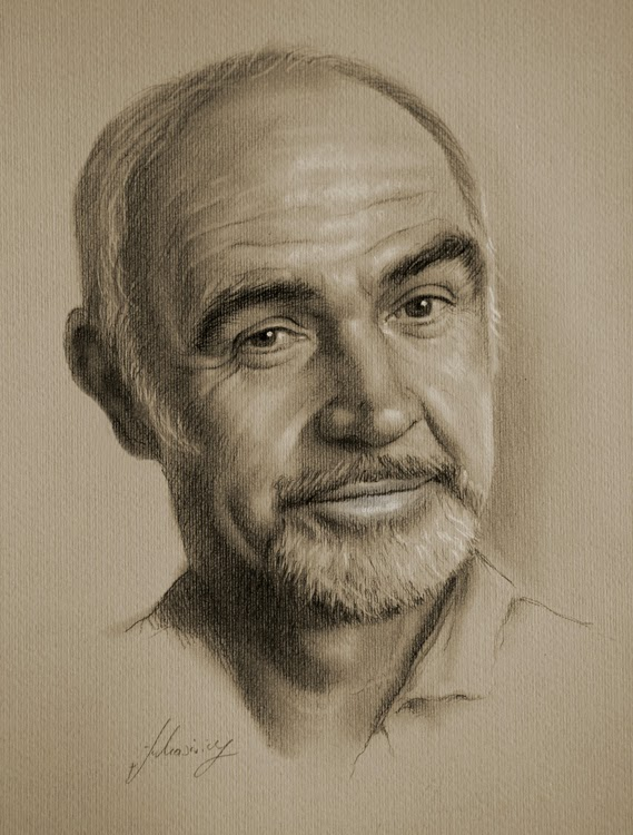 12-Sean-Connery-krzysztof20d-2b-and-8b-Pencils-Clear-Pastel-Celebrity-Drawings-www-designstack-co