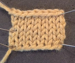 Even Bind Off