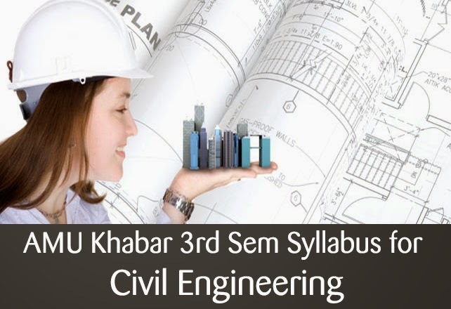 amu-btech-3rd-sem-civil-engineering-syllabus
