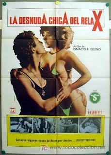 La desnuda chica del relax 1981