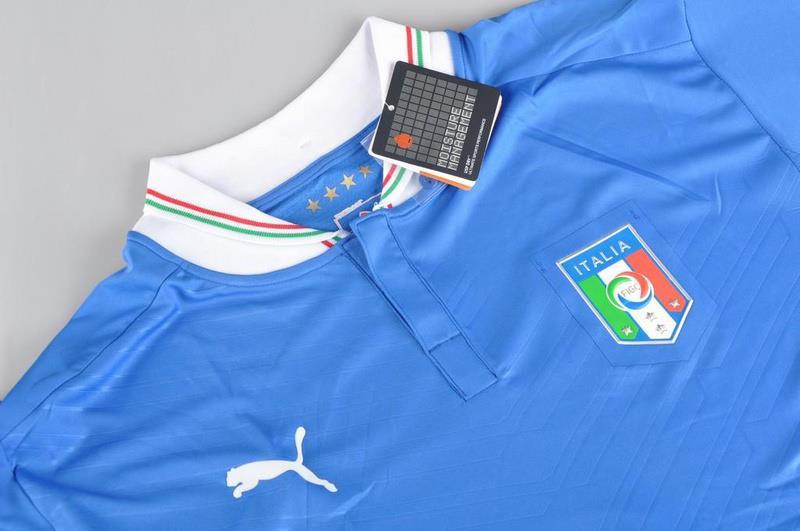 Jersey Itali Home (Biru 2013) Grade Ori