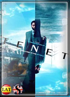Tenet (2020) IMAX FULL HD 1080P LATINO/INGLES