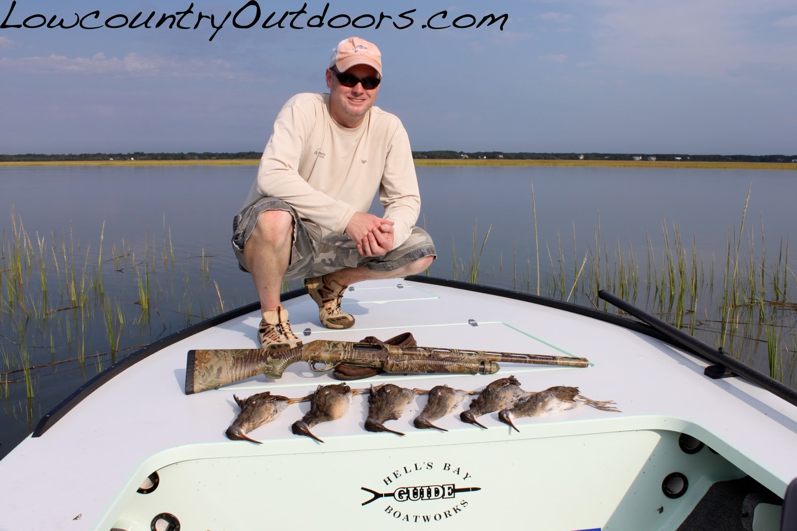 Lowcountry outdoors marsh hen early season report for Scdnr fishing report