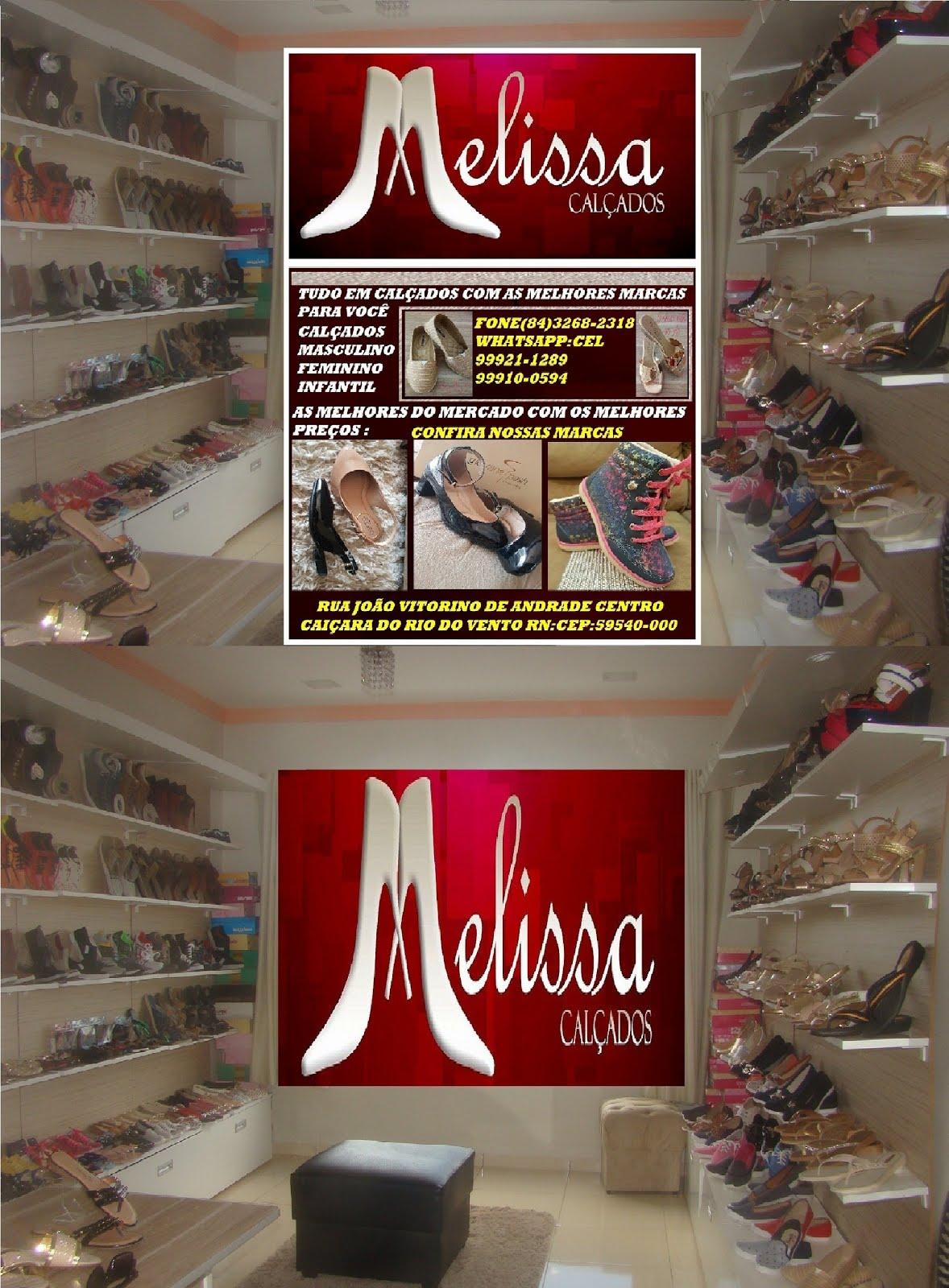 ESPECIALIDADES MELISSA CALÇADOS