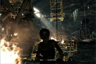 Tomb Raider 2013 Gameplay PC