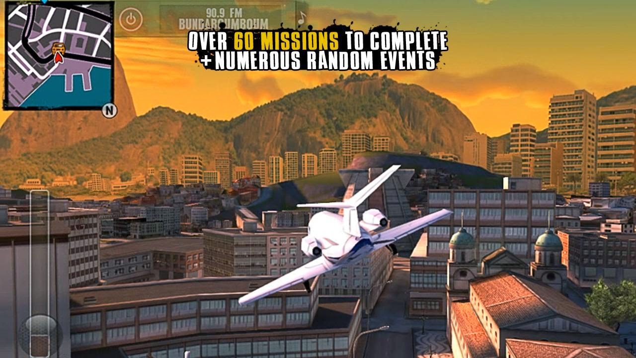 Gangstar Rio: City of Saints Free Download