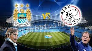 Manchester City VS Ajax 7 November 2012