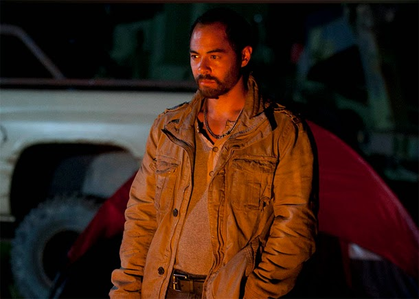 Martinez (Jose Pablo Cantillo) - The Walking Dead 4x06