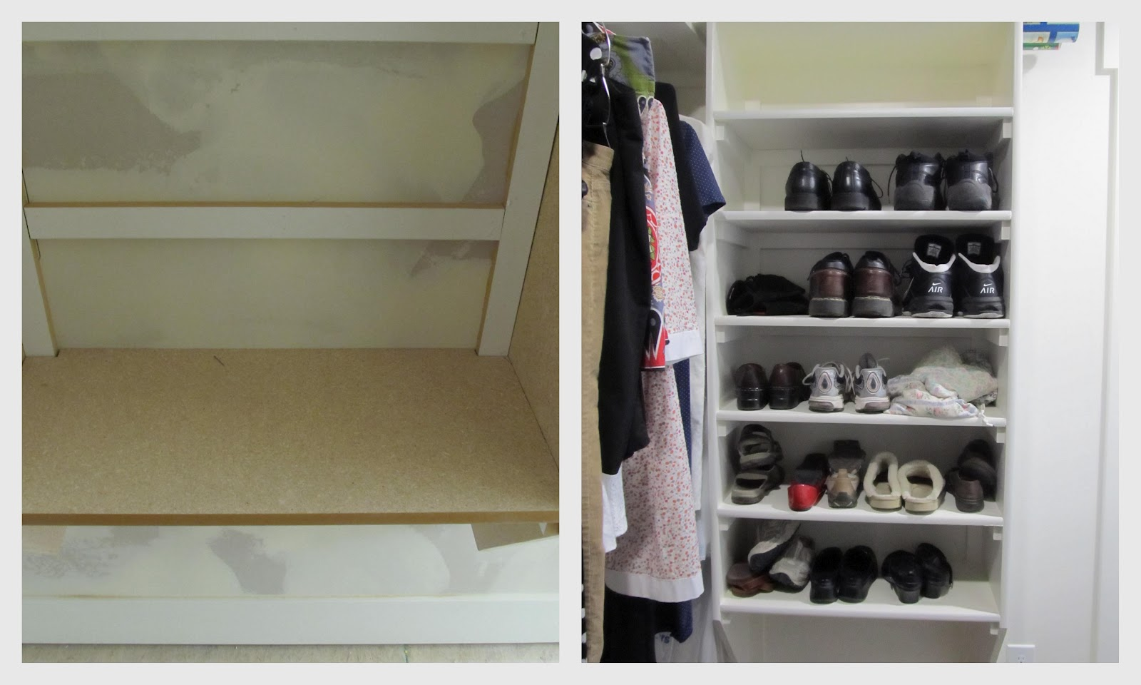 Pickup Some Creativity Tips For DIY Closet Shelving