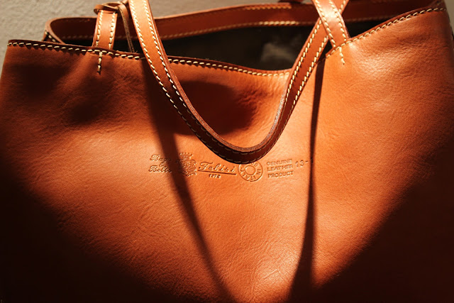 Felisi leather bag