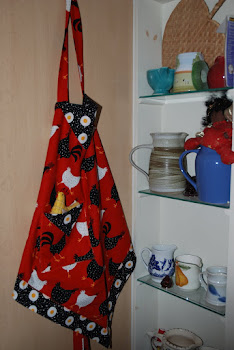 Travelling Apron