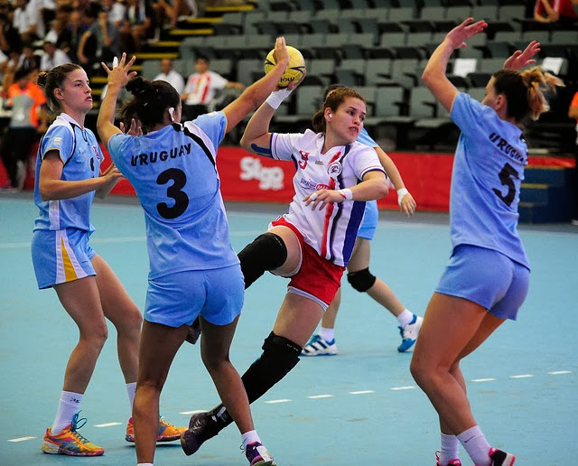 Odesur - Femenino: Importante triunfo de Paraguay sobre Uruguay