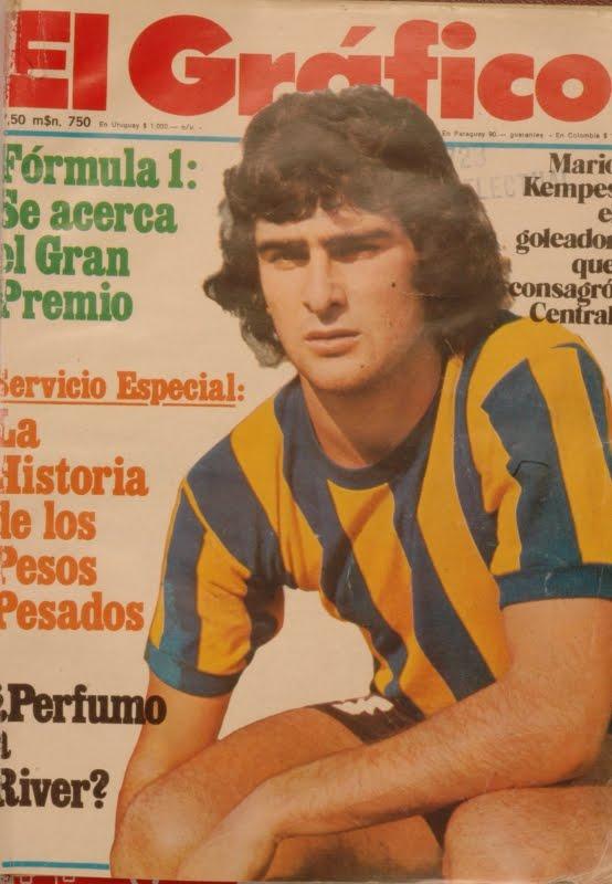 """Tapas Revista """"El Gráfico"""""""