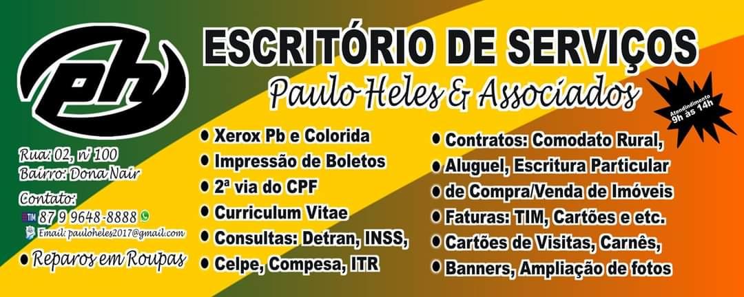 PH - Escritório de Serviços (Paulo Heles e Associados)