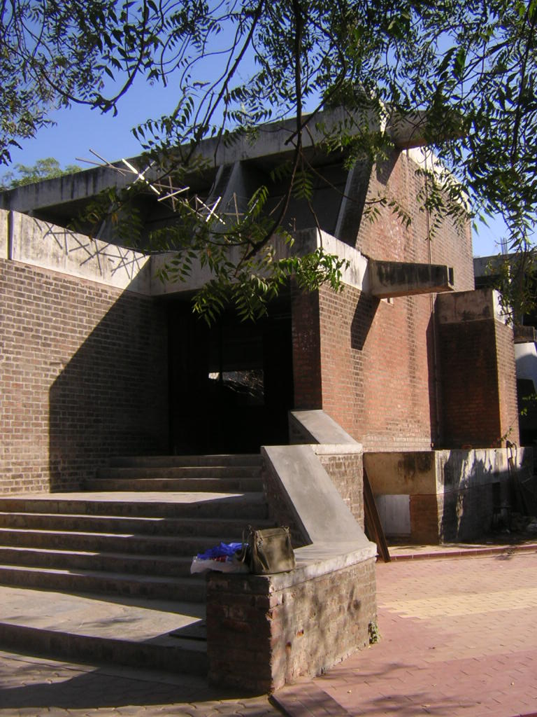 Architecture student 39 s corner b v doshi cept ahmedabad for Best architecture companies in india