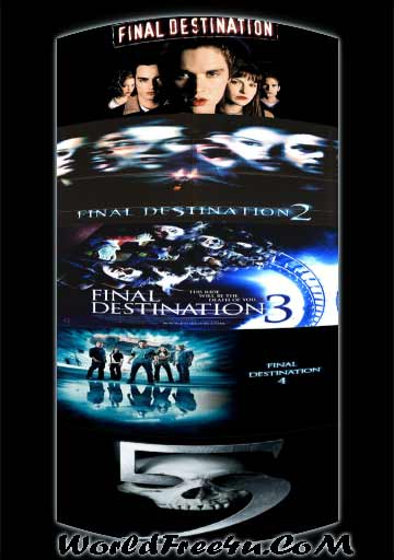 Poster Of Final Destination All Parts In Hindi English Dual Audio 300MB Compressed Small Size Pc Movie Free Download Only At worldfree4u.com