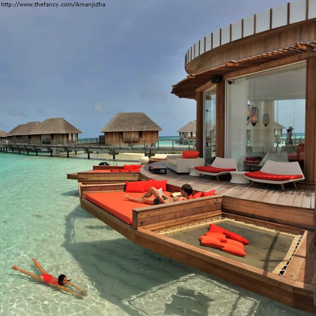 Club Med Kani - Ilhas Maldivas on destinations-for-travelers.blogspot.com