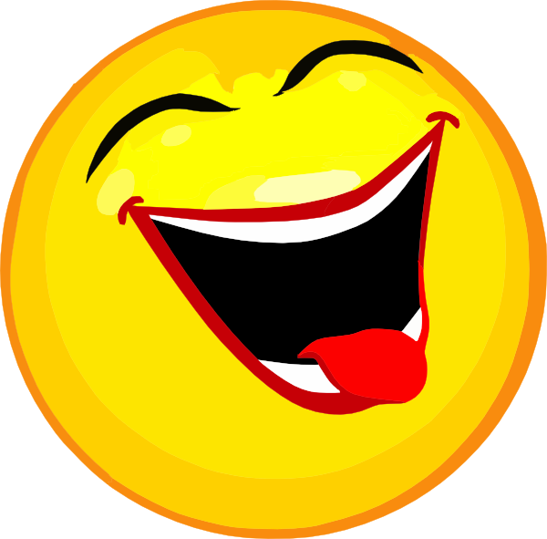 laughing face drawing - photo #27