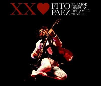 fito paez el amor despues del amor 20 anos 2012 Fito Páez   El Amor Después Del Amor 20 Años (2012)