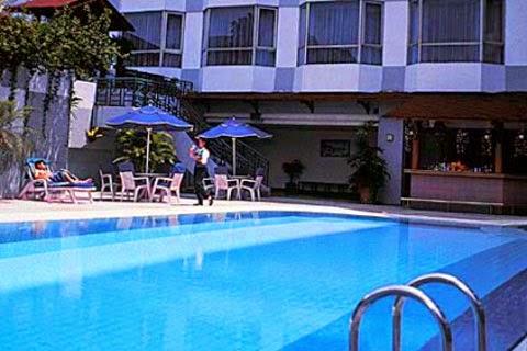 Kolam Renang Hotel Millenium Jakarta