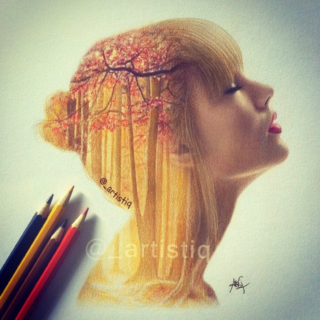 10-Taylor-Swift-Cas-_artistiq-Colored-Celebrity-and-Cartoon-Drawings-www-designstack-co