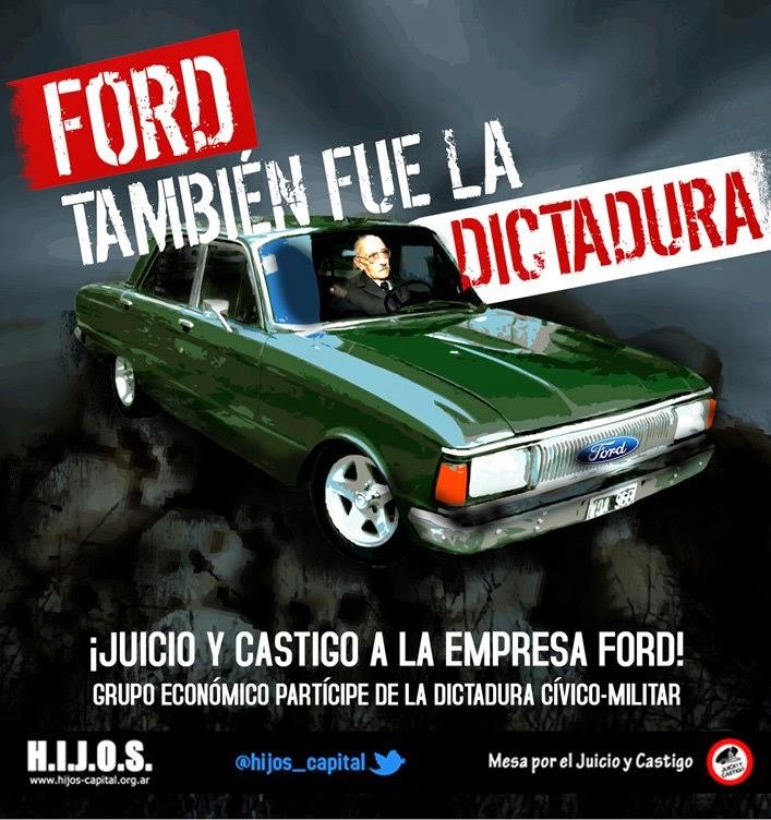 ¡Se hizo justicia!| Condenaron a los gerentes de Ford por ser cómplices de la dictadura militar