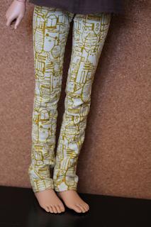 inEssence Creations - Minifee Cotton Pants